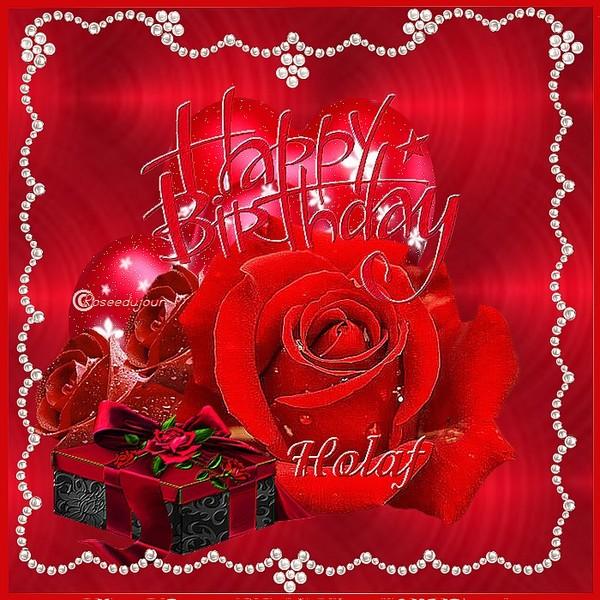 heureux anniversaire Holaf
