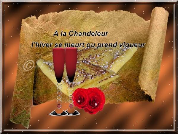 proverbe de la Chandeleur